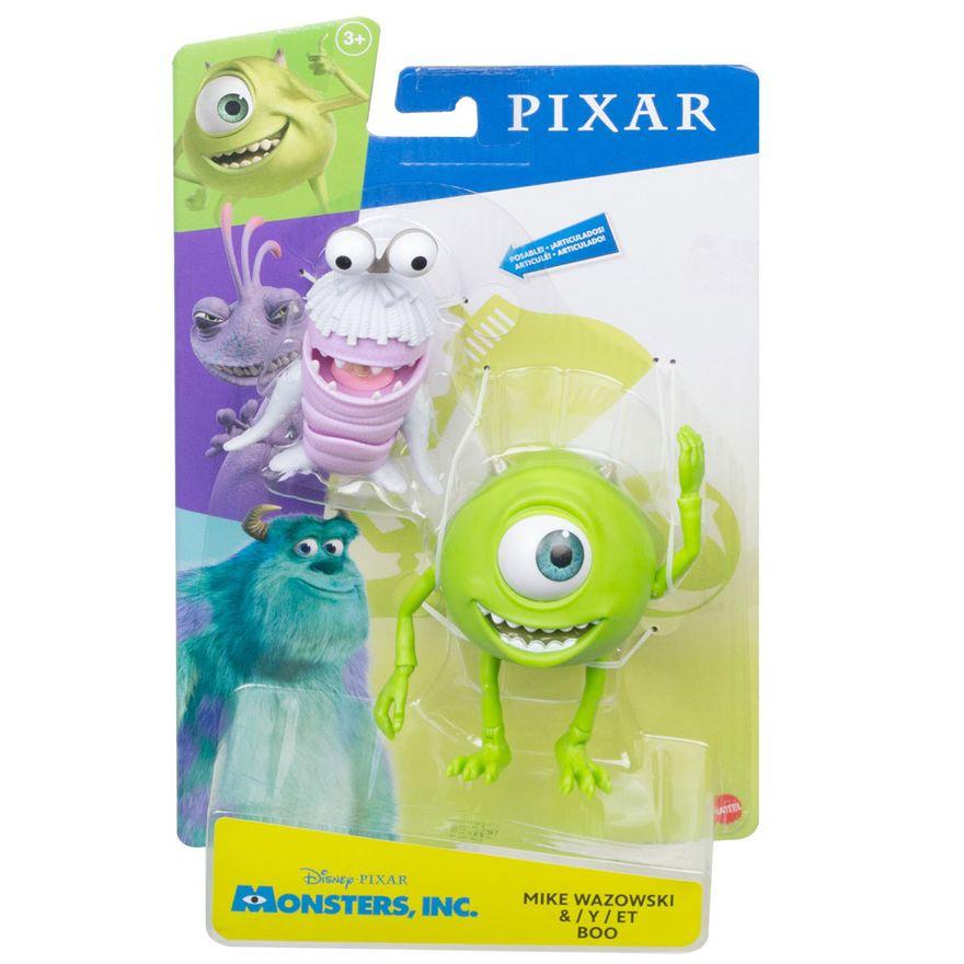 Figura-de-Acao-28-Cm---Disney---Pixar---Monstros-S.A.---Mike-e-Boo---Mattel