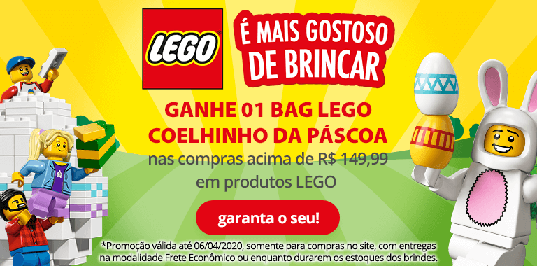 4 - Diversão em Família Lego