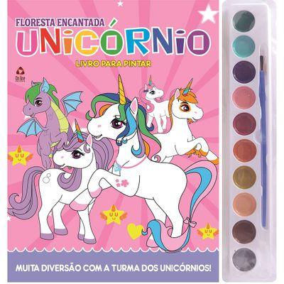 livro-aquarela-infantil-floresta-encantada-unicornio-prancheta-bandeirante_frente
