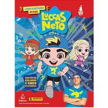 livro-infantil-ilustrado-conjunto-10-envelopes-com-cromos-luccas-neto-bandeirante_frente