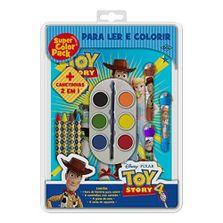 Livro-de-Colorir---Super-Color-Pack---Disney---Toy-Story-4---DCL-Editora