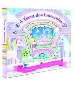 Livro-Infantil---A-Terra-dos-Unicornios---Mergulhe-Nesse-Mundo-Encantado---DCL--Editora