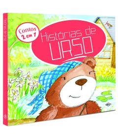 Livro-Infantil---Historias-de-Ursos---Contos-2-em-1---DCL-Editora