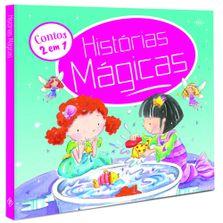 Livro-Infantil---Historias-Magicas---Contos-2-em-1---DCL-Editora