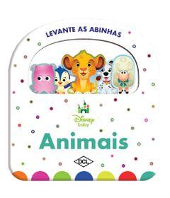 Livro-Infantil---Levante-as-Abinhas---Disney-Baby---Animais---DCL-Editora