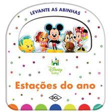 Livro-Infantil---Levante-as-Abinhas---Disney-Baby---Estacoes-do-Ano---DCL-Editora