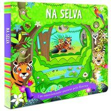 Livro-Infantil---Na-Selva---Um-Passeio-Emocionante-na-Selva---DCL-Editora