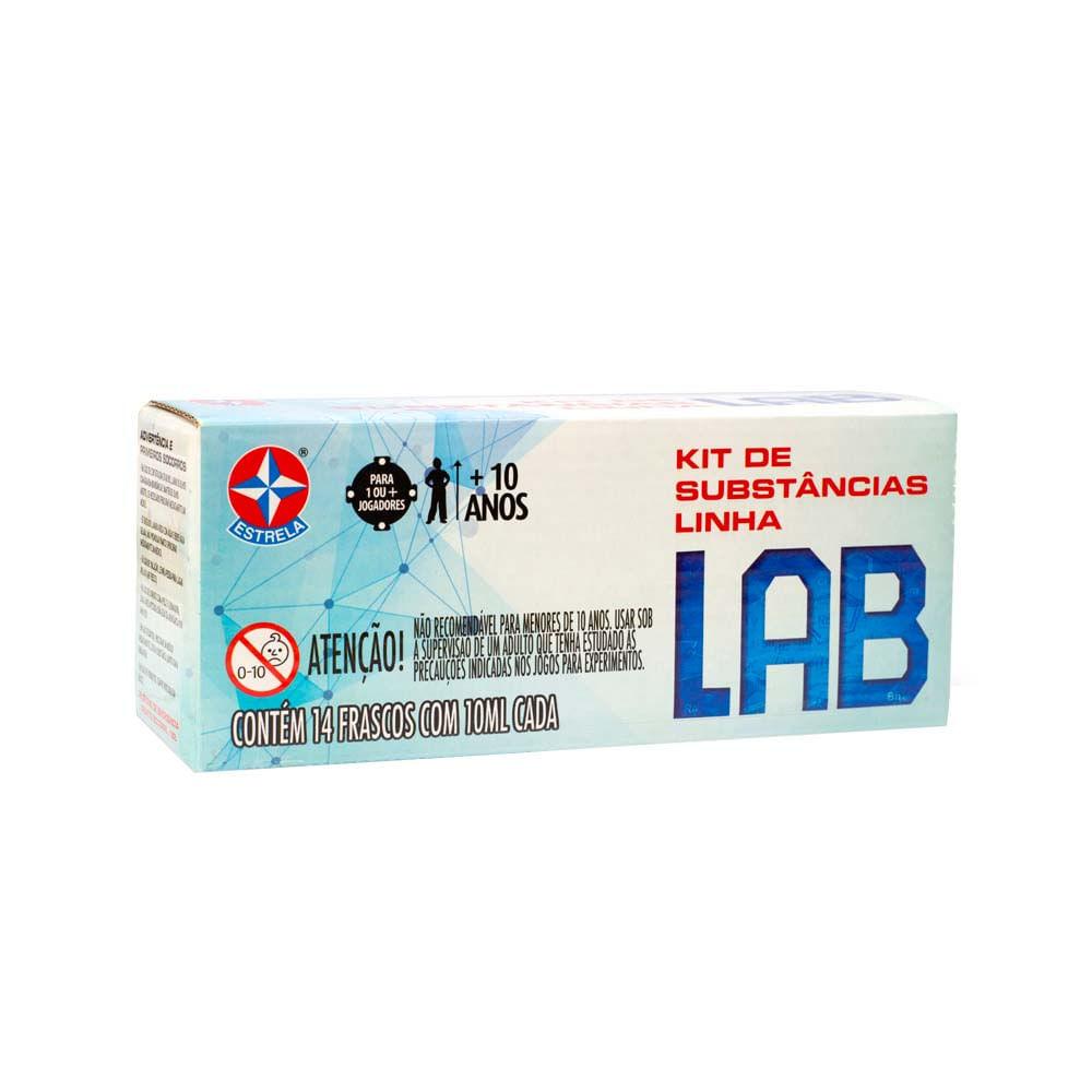 Kit refil linha Lab - Estrela