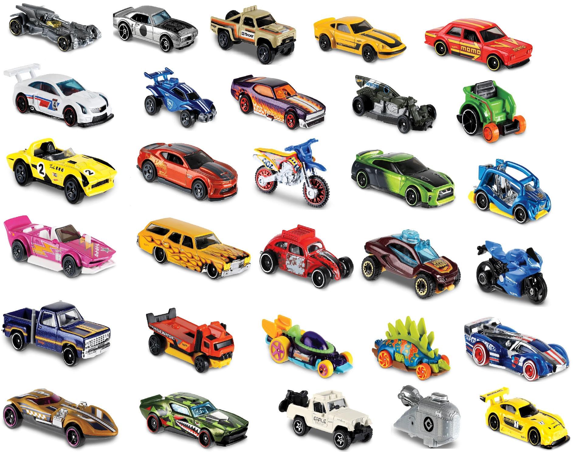 Hot Wheels Básico - Modelos sortidos