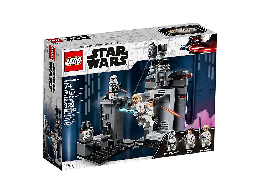 Lego Star Wars - Estrela da Morte .A Fuga - 75229