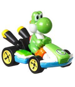 1Mini-Veiculos---Hot-Wheels---164---Mario-Kart---Yoshi---Standart-Kart---Mattel