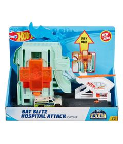 Pista-Hot-Wheels---Ataque-do-Morcego-no-Hospital---Mattel-1