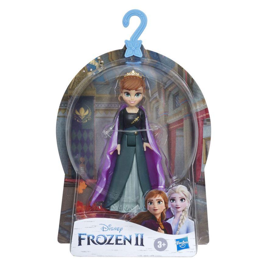 Mini-Boneca-Basica---10-Cm---Disney---Frozen-2---Rainha-Anna---Hasbro
