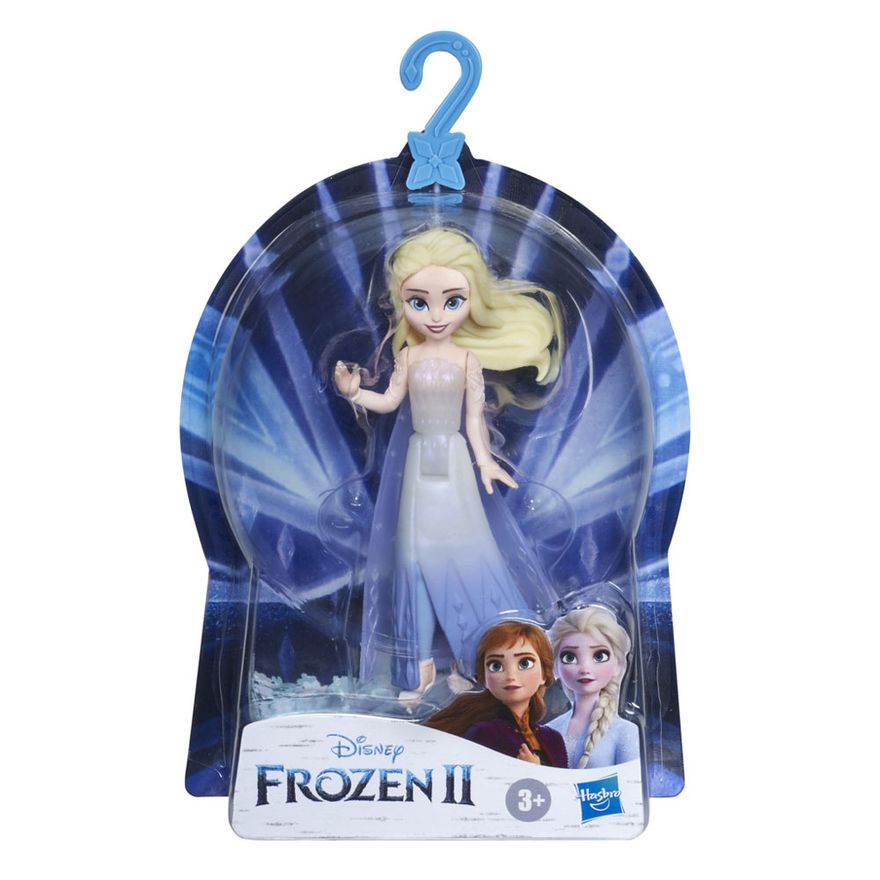 Mini-Boneca-Basica---10-Cm---Disney---Frozen-2---Elsa-Aventura---Hasbro-Embalagem
