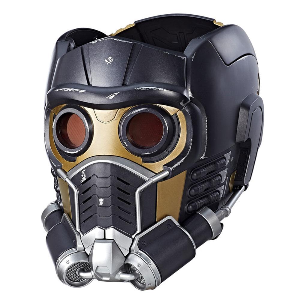 Máscara Eletrônica - Disney - Marvel - Guardiões da Galáxia - Senhor das Estrelas - Hasbro