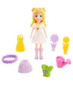 Boneca-e-Acessorios---Polly-Pocket---Conjunto-Fashion-Pequeno-da-Polly---Polly-Floral---Mattel
