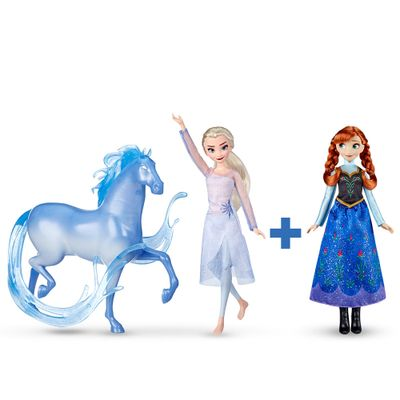Kit-de-Bonecas---30-Cm---Disney---Frozen-2---Anna-e-Elsa-com-Nokk---Hasbro-1