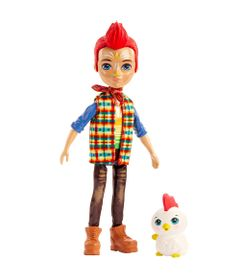 Boneca-Fashion-e-Animal---Enchantimals---Rooster-e-Cluck---Mattel