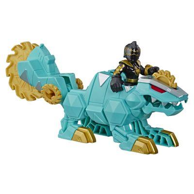 Conjunto-de-Mini-Figuras---Power-Rangers---Power-Morph---Black--Ranger-e-Dimetrozord---Hasbro
