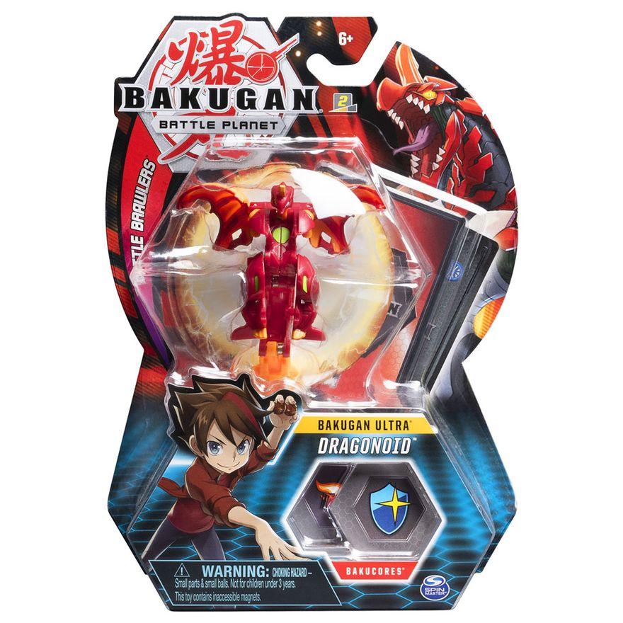 Figura-de-Batalha---Bakugan---Ultra-Dragonoid---Sunny