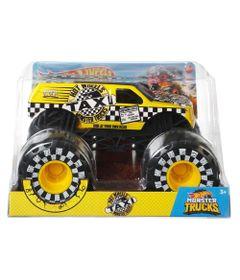 Veiculo-Hot-Wheels---1-24---Monster-Trucks---Taxi---Mattel