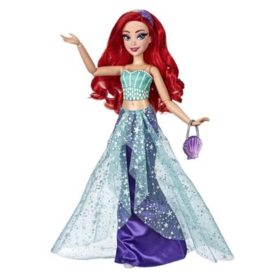 Boneca-Articulada---Princesas-Disney---Style-Series---Ariel---Hasbro-0