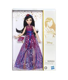 Boneca-Articulada---Princesas-Disney---Style-Series---Mulan---Hasbro-0