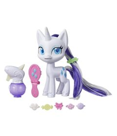 My-Little-Pony-Figura-Rarity-Cores-Magicas---165-Cm---My-Little-Pony---Hasbro-0
