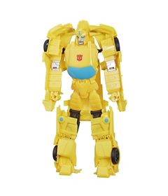 Figura-Transformavel---Transformers---Authentics-Tt-Changer---Bumblebee---Hasbro-0