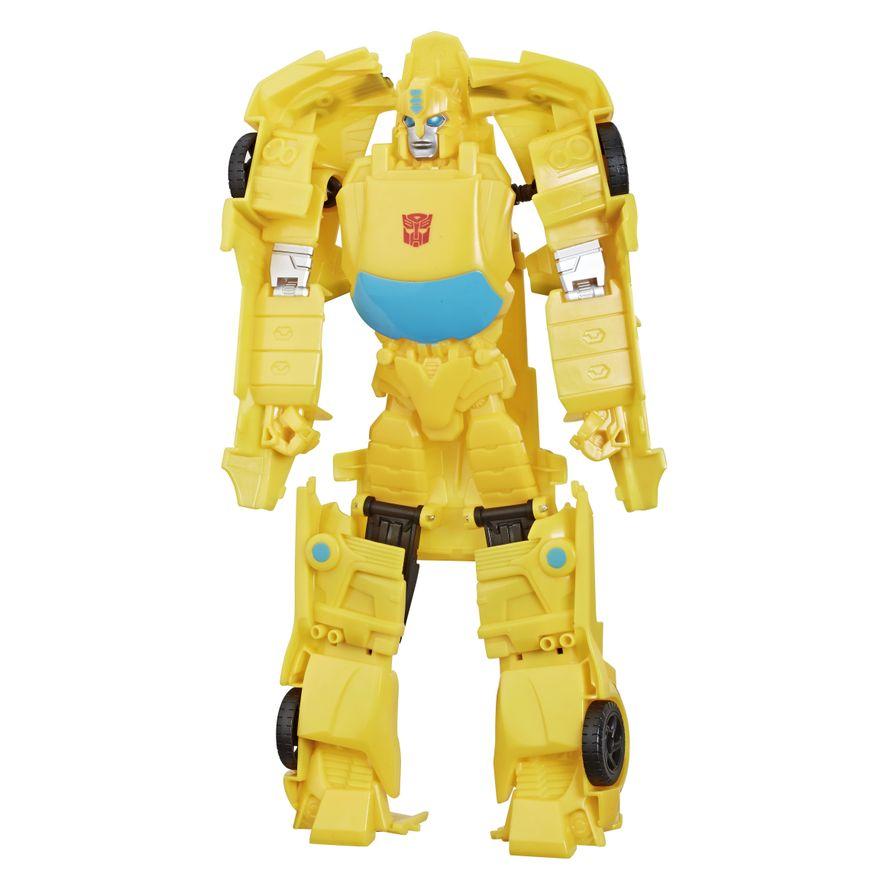 Figura-Transformavel---Transformers---Authentics-Tt-Changer---Bumblebee---Hasbro-0