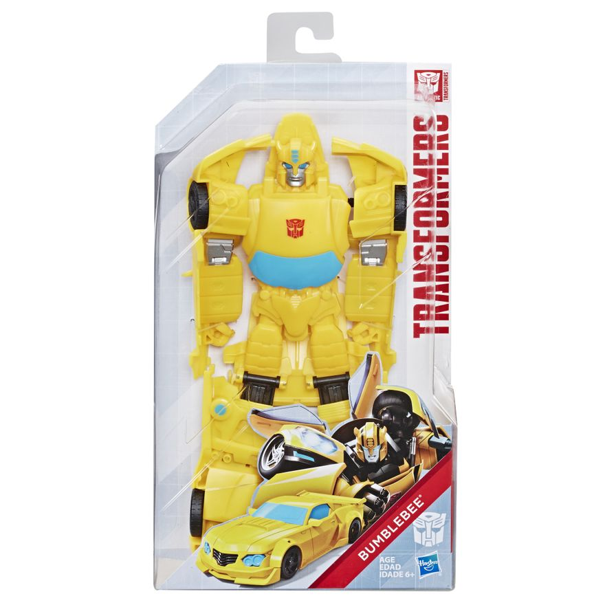 Figura-Transformavel---Transformers---Authentics-Tt-Changer---Bumblebee---Hasbro-1