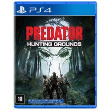 Jogo-PS4---Predator---Hunting-Grounds---Sony