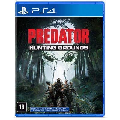 Jogo-PS4---Predator---Hunting-Grounds---Sony