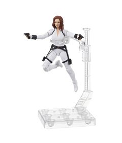 Boneco-Articulado---Marvel-Legends-Deluxe-Black-Widow---Viuva-Negra-Traje-Branco---Hasbro-0