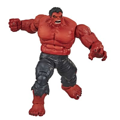 Boneco-Articulado---Disney---Marvel-Legends---Red-Hulk---Hasbro-0