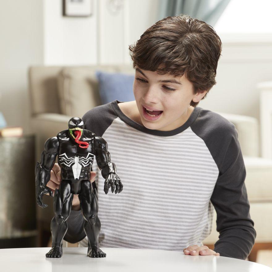 Figura-Articulada---Marvel-Titan-Hero-Max---Venom---Hasbro-2