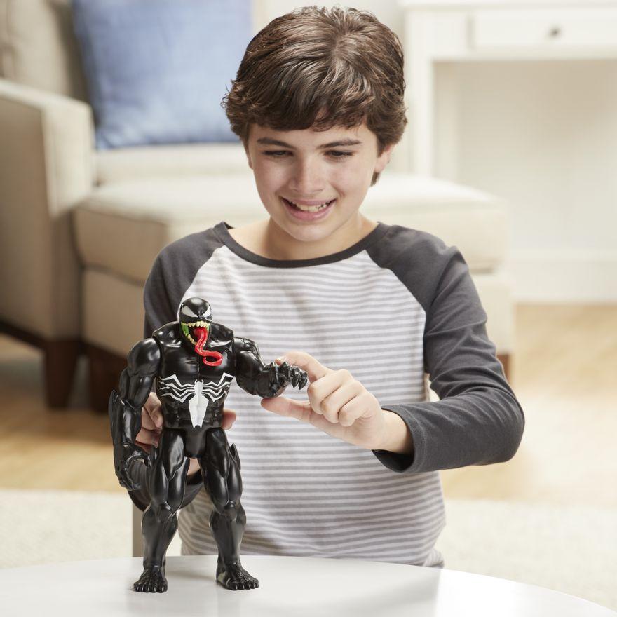 Figura-Articulada---Marvel-Titan-Hero-Max---Venom---Hasbro-4