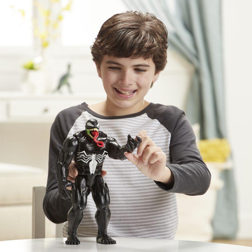 Figura-Articulada---Marvel-Titan-Hero-Max---Venom---Hasbro-6