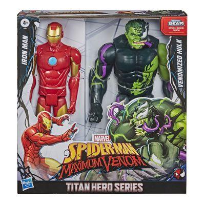 Conjunto-De-Bonecos---Marvel---Spider-Man---Homem-De-Ferro-E-Hulk-Venon---Hasbro-0