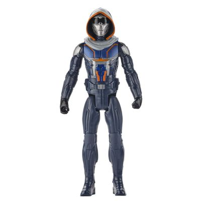 Boneca-Articulada---Titan-Hero---Disney---Marvel---Black-Widow----Skull---Hasbro-0