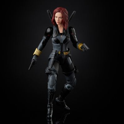 Boneco-Articulado---15-Cm---Disney---Marvel-Legends-Black-Widow---Black-Widow---Hasbro-0