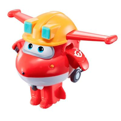 Mini-Figura-Transformavel---6-Cm---Super-Wings---Change-Up---Jett-Construtor---Fun