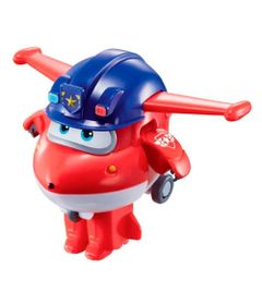 Mini-Figura-Transformavel---6-Cm---Super-Wings---Change-Up---Policial-Jett---Fun