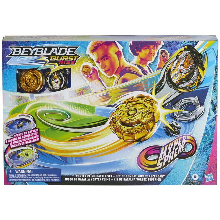 Arena-de-Batalha-e-Lancadores-Beyblade---Burst-Rise-Hypersphere---Vortex-Climb---Hasbro_Embalagem