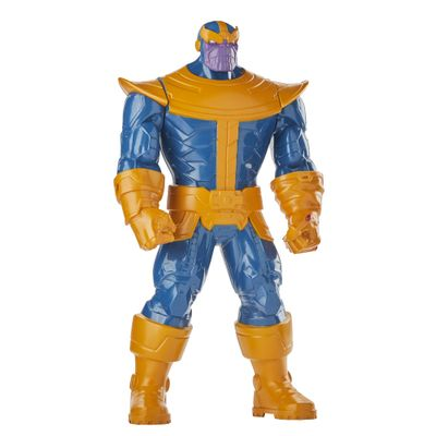 Figura-Articulada---25-Cm---Disney---Marvel---Olympus-DLX---Thanos---Hasbro_Detalhe