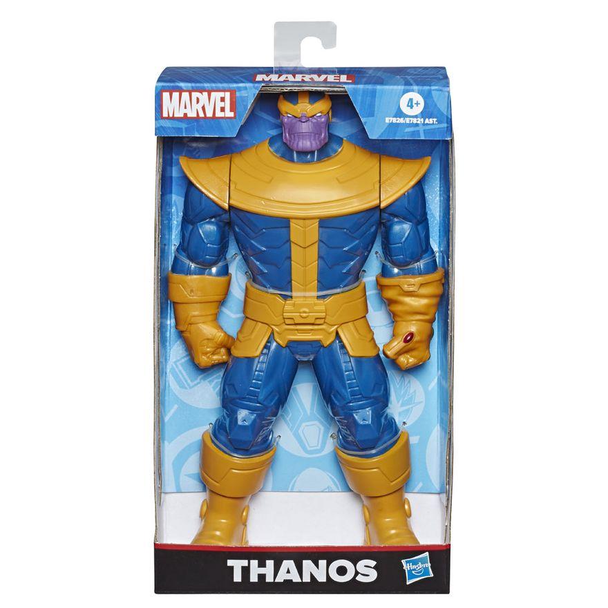 Figura-Articulada---25-Cm---Disney---Marvel---Olympus-DLX---Thanos---Hasbro_Embalagem