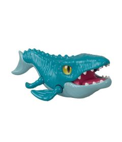 Mini-Figura---7-Cm---Imaginext---Jurassic-World---Filhote-Mosasaurus----Azul---Fisher-Price