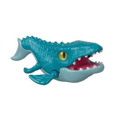 Mini-Figura---7-Cm---Imaginext---Jurassic-World---Filhote-Mosasaurus----Azul---Fisher-Price