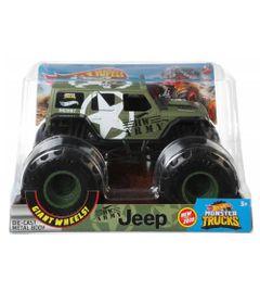 Veiculo-Hot-Wheels---1-24---Monster-Trucks---Jeep---Mattel