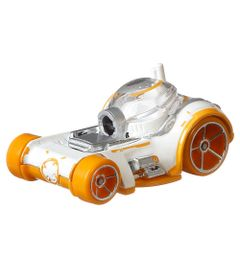 Veiculo-Hot-Wheels---Escala-1-64---Disney---Star-Wars---BB-8---Mattel